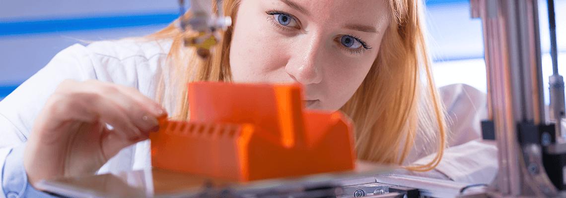 Soluzioni di stampa 3D per applicazioni industriali