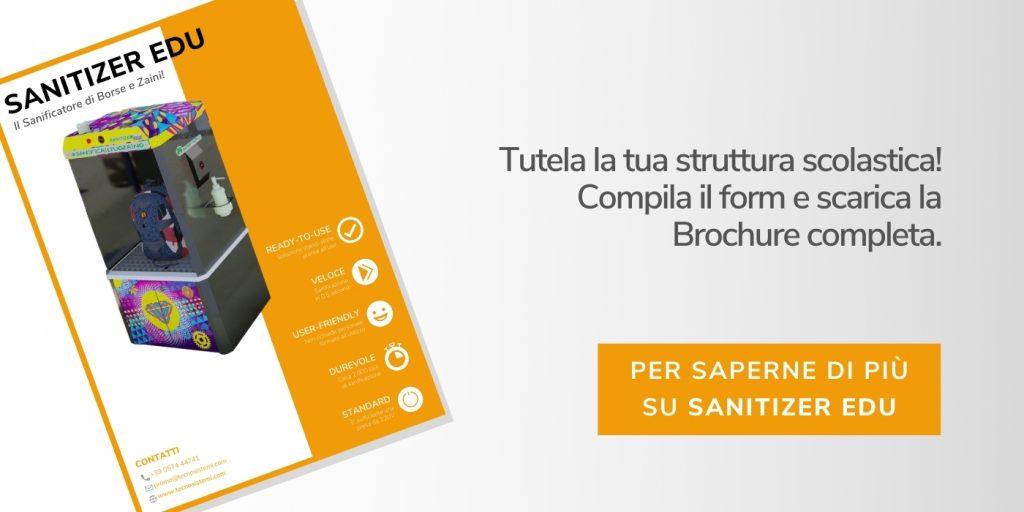 TTEdu Sanitizer - Brochure